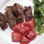 Fry Sparerib with herbs