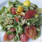 Spicy Long bean Salad