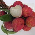 Lychi or Lychee or Litchi