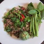 Mince Pork Salad - Laab Mooh