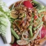Papaya Salad - Som Tam Thai