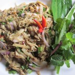 Bamboo salad - Soup Noh Mai
