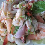 Thai Spicy Shrimp Salad